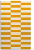 rug #1195467 |  light-orange check rug
