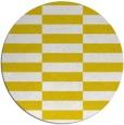 rug #1195674   round check rug