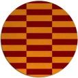 rug #1195693   round check rug