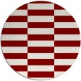 rug #1195698   round check rug