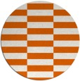 rug #1195768   round check rug