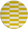 rug #1195776 | round check rug