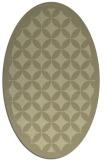 rug #119823 | oval popular rug