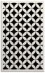 rug #119853 |  black geometry rug