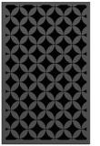 rug #119857 |  black traditional rug