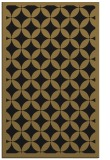 rug #119869 |  brown borders rug