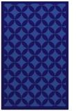 rug #119953 |  blue-violet borders rug