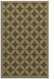 rug #119969 |  mid-brown traditional rug