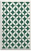 rug #119981 |  green traditional rug