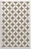 rug #119989 |  mid-brown borders rug