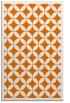 rug #120041 |  orange rug