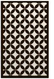 rug #120145 |  brown traditional rug