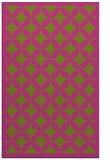rug #120177 |  light-green circles rug