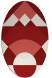 rug #1202374   oval circles rug