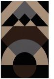 rug #1202483 |  beige graphic rug
