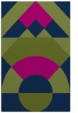 rug #1202515 |  green graphic rug