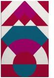 rug #1202587 |  red circles rug