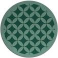 rug #120259 | round traditional rug