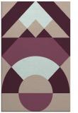 rug #1202639 |  pink circles rug