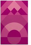 rug #1202699 |  pink circles rug