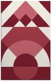 rug #1202703 |  pink circles rug