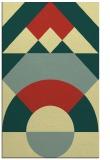 rug #1202807 |  yellow graphic rug