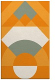 rug #1202831 |  light-orange graphic rug