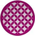 rug #120301 | round circles rug
