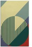 rug #1204647 |  yellow graphic rug