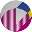 rug #1204879 | round abstract rug