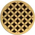 rug #120500 | round traditional rug