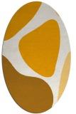 rug #1206140   oval abstract rug