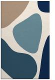 rug #1206463 |  white abstract rug