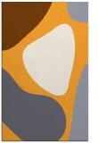 rug #1206515    light-orange abstract rug