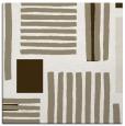 rug #1207571   square white stripes rug