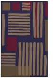 rug #1208095 |  beige stripes rug