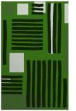 rug #1208135 |  light-green stripes rug