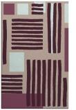 rug #1208159 |  pink abstract rug