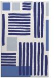 rug #1208291 |  white stripes rug