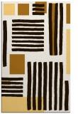 rug #1208295 |  brown abstract rug