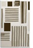 rug #1208307 |  white stripes rug