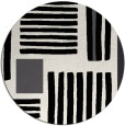 rug #1208364 | round abstract rug