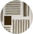 rug #1208675 | round abstract rug