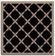 rug #120917 | square black popular rug