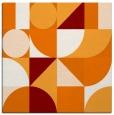 rug #1209311   square orange graphic rug