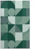 rug #1209887 |  circles rug