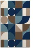 rug #1210143 |  white graphic rug