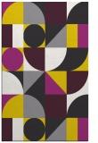 rug #1210159 |  yellow graphic rug
