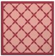 rug #121122 | square traditional rug