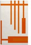 rug #1211959    red-orange rug